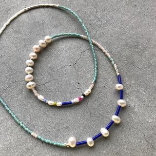 プラージュ(Plage)のhandmade necklace 158(ネックレス)
