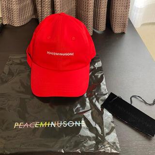 PEACEMINUSONE - peaceminusone ピースマイナスワン キャップ