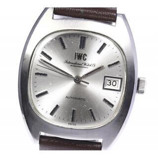 インターナショナルウォッチカンパニー(IWC)のIWC  アンティーク cal.8541B  自動巻き メンズ 【中古】(腕時計(アナログ))