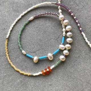 プラージュ(Plage)のhandmade necklace 160(ネックレス)