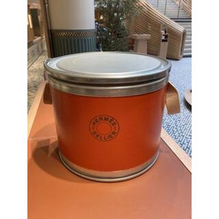 エルメス(Hermes)のhartu8989様専用♡HERMESサドルボックス♡馬具缶(リビング収納)