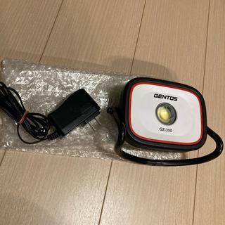 ジェントス(GENTOS)のジェントス GZ 300 投光器 充電されません(ライト/ランタン)