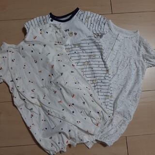 シマムラ(しまむら)の【新品未使用】ベビー服 3点セット(その他)
