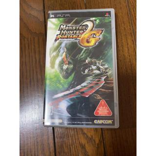 プレイステーションポータブル(PlayStation Portable)のモンスターハンターポータブル 2nd G PSP(その他)