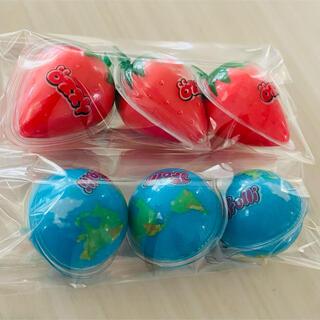 地球グミ いちごグミ セット(菓子/デザート)
