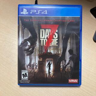 プレイステーション4(PlayStation4)の7daystodie 北米版 ps4(家庭用ゲームソフト)