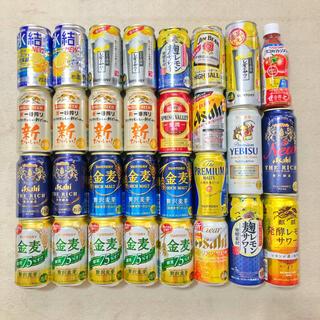 サントリー - 30本!! ビールや酎ハイのセット 詰め合わせまとめ売り