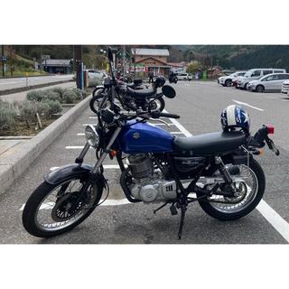 スズキ - グラストラッカー  250cc ブルー 青 2012年式 走行距離少