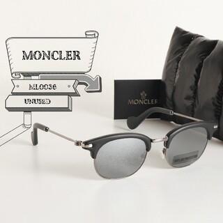 MONCLER - 未使用 モンクレール MONCLER サーモント ブロウ メガネ