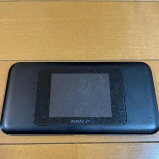 ファーウェイ(HUAWEI)のWiMAX 2+ HUAWEI WiFiNEXT w06(その他)
