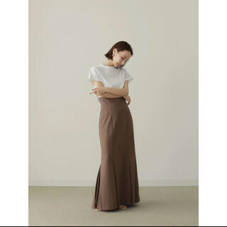 トゥデイフル(TODAYFUL)のlouren  マーメイドプリーツスカート(ロングスカート)
