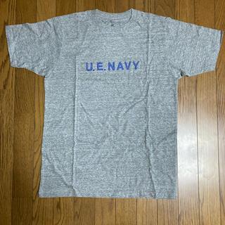 ユニフォームエクスペリメント(uniform experiment)のuniform experiment  UE NAVY STUDS TEE(Tシャツ/カットソー(半袖/袖なし))
