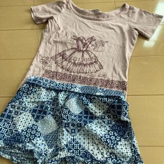 CHACOTT - Tシャツとショートパンツ