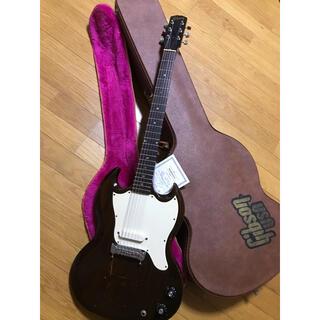ギブソン(Gibson)のビンテージ!68年ギブソン メロディーメーカーprsレスポール335(エレキギター)
