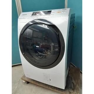 パナソニック ドラム式洗濯乾燥機9.0kg ジェット乾燥 NA-VX3500L