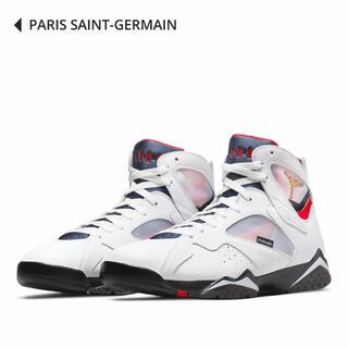 ナイキ(NIKE)のNIKE AIR JORDAN 7 Paris Saint-Germain(スニーカー)