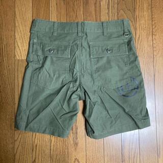 ユニフォームエクスペリメント(uniform experiment)のuniform experiment 18ss FATIGUE SHORTS(ショートパンツ)