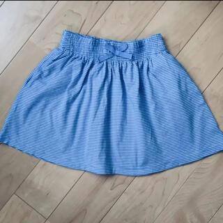ユニクロ(UNIQLO)のスカート 130サイズ(スカート)