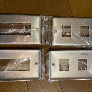 パナソニック(Panasonic)のパナソニック(Panasonic)フルカラーコンセントプレート各2枚セット(その他)