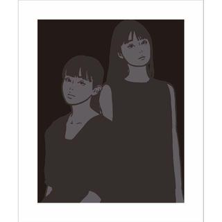Kyne Untitled F シルクスクリーン 版画 村上隆(版画)