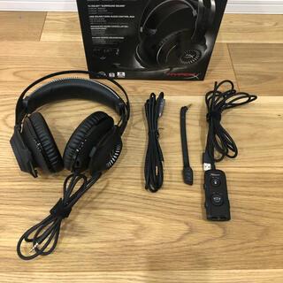 プレイステーション4(PlayStation4)のハイパーX クラウドリボルバーS(ヘッドフォン/イヤフォン)