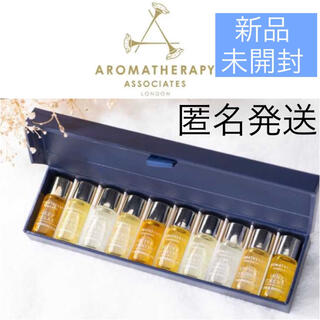 アロマセラピーアソシエイツ(AROMATHERAPY ASSOCIATES)のアロマセラピーアソシエイツ ミニチュアバスオイルコレクション 3ml 10種(入浴剤/バスソルト)