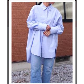 ザラ(ZARA)のZARA オーバーサイズシャツ(シャツ/ブラウス(長袖/七分))
