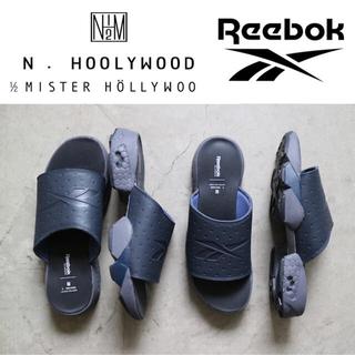 エヌハリウッド(N.HOOLYWOOD)の未使用 コラボ Reebok N.HOOLYWOOD Fury Sandal(サンダル)