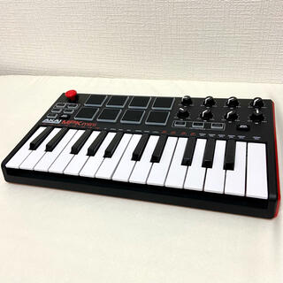 MIDIキーボード アカイ MPK mini MK2(MIDIコントローラー)