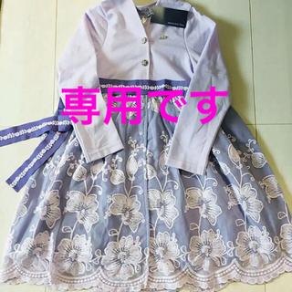 ANNA SUI mini - SALE‼️【新品タグ付き】ANNA SUI mini ワンピースM 子供服