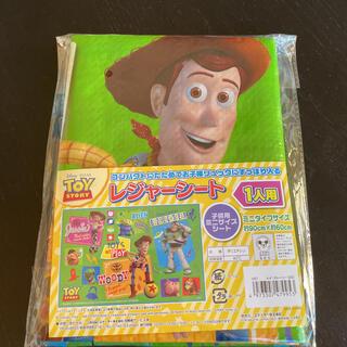 ディズニー(Disney)の新品!! レジャーシート 1人用(その他)