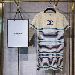 シャネル(CHANEL)のChanel ワンピース7(ミニワンピース)