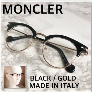 MONCLER - 【新品】モンクレール メガネ フレーム  レディース ML5020 001