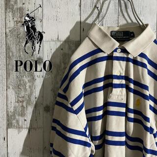POLO RALPH LAUREN - 【ビンテージ古着】 90s Polo by Ralph Lauren ポロシャツ