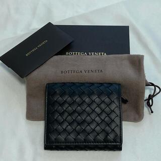 ボッテガヴェネタ(Bottega Veneta)の新品 ボッテガヴェネタ イントレチャート 折財布(折り財布)