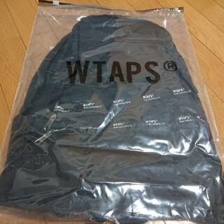ダブルタップス(W)taps)のWTAPS backpack BLACK 新品(バッグパック/リュック)