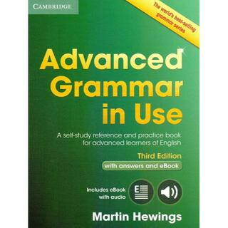Advanced Grammar in Use Book with ebook(洋書)