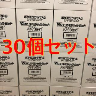 ポケモン(ポケモン)のポケモンカード イーブイヒーローズ VMAXスペシャルセット 5箱30個セット(Box/デッキ/パック)