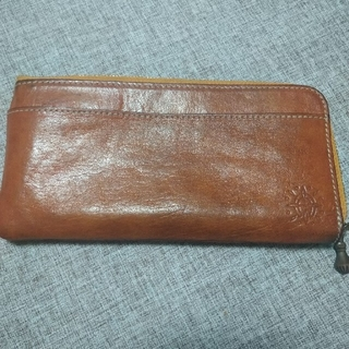 ダコタ(Dakota)のダコタ 茶色 長財布(長財布)