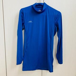 ティゴラ(TIGORA)のティゴラ TIGORA メンズ サッカー インナーシャツ ブルー(ウェア)