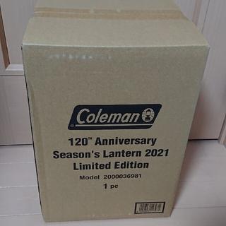 コールマン(Coleman)のコールマン アニバーサリー シーズンズランタン2021 120周年記念モデル(ライト/ランタン)