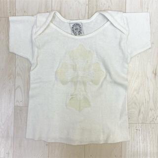 クロムハーツ(Chrome Hearts)のCHROME HEARTS クロムハーツ ベビー Tシャツ カットソー アイボリ(Tシャツ)