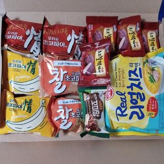 韓国菓子ラーメン詰め合わせ6月15日まで