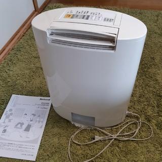 パナソニック(Panasonic)のナショナル(現パナソニック) F-YZB60 除湿乾燥機 Panasonic(加湿器/除湿機)
