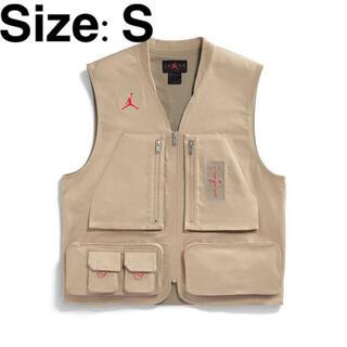 ナイキ(NIKE)のJordan Travis Scott Cactus Jack Vest(ベスト)