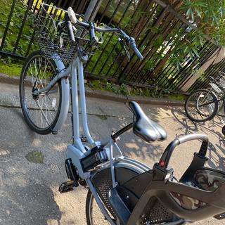 ブリヂストン(BRIDGESTONE)のハイディ 電動自転車(自転車本体)