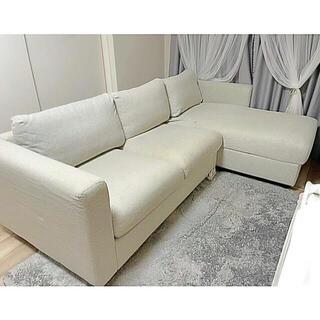 イケア(IKEA)のikea ソファ VIMLE ヴィムレ 3人掛けソファ 寝椅子付き(三人掛けソファ)