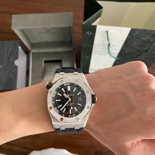 オーデマピゲ(AUDEMARS PIGUET)のオーデマ・ピゲ ロイヤルオーク オフショア ダイバー 自動巻(腕時計(アナログ))