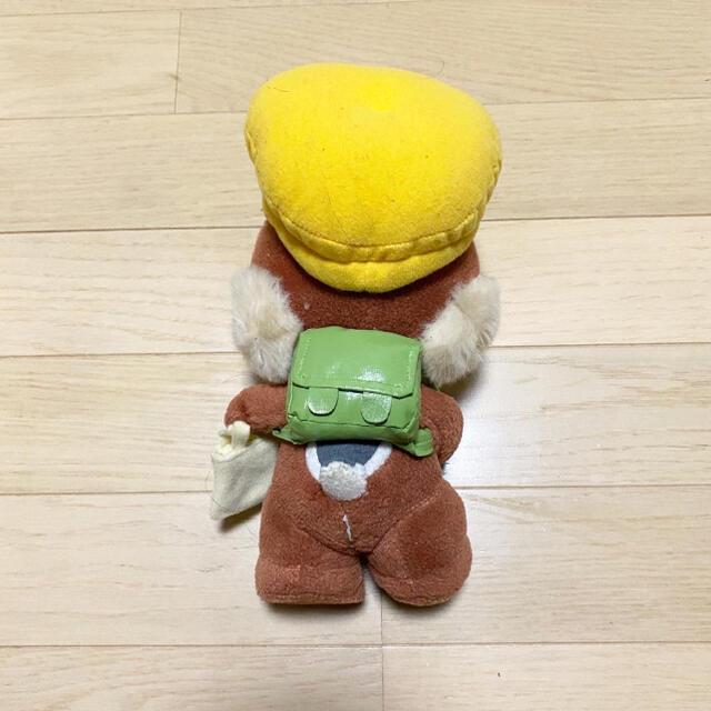 チップ&デール(チップアンドデール)のチップとデール チップ ぬいぐるみ エンタメ/ホビーのおもちゃ/ぬいぐるみ(ぬいぐるみ)の商品写真