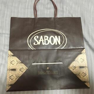 サボン(SABON)のサボン(ショップ袋)
